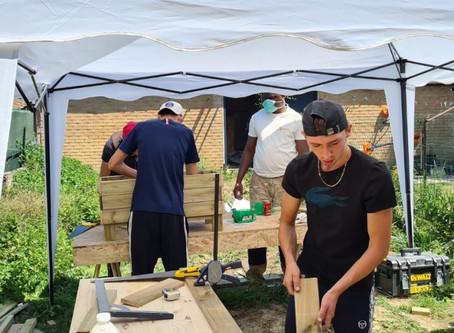 Quartiers d'été : les Compagnons Bâtisseurs maintiennent le lien pendant tout l'été !