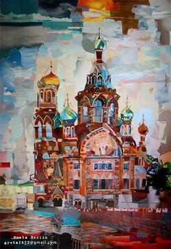 Храм Спаса на Крови,Санкт-Петербург