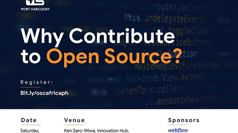 Why Contribute to Open Source