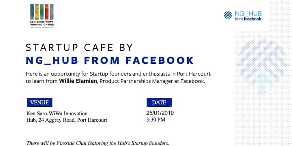 Startup Cafe from Facebook