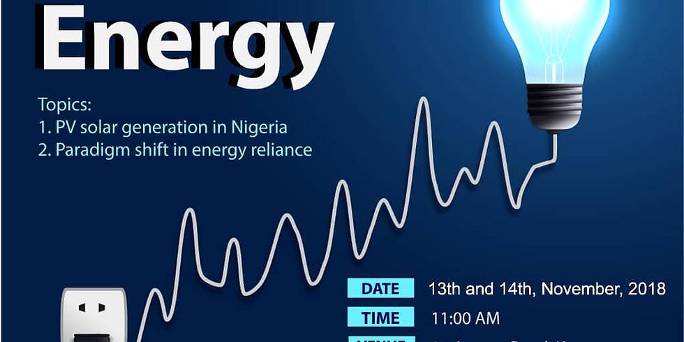 Renewable Energy Workshop