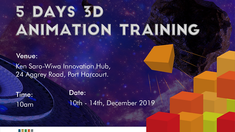 3D Animations Training