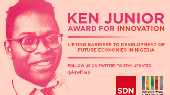 Ken Jnr Award for Innovation Pitch Day