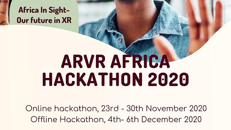 AR/VR Africa 2020 Hackathon Port Harcourt Event