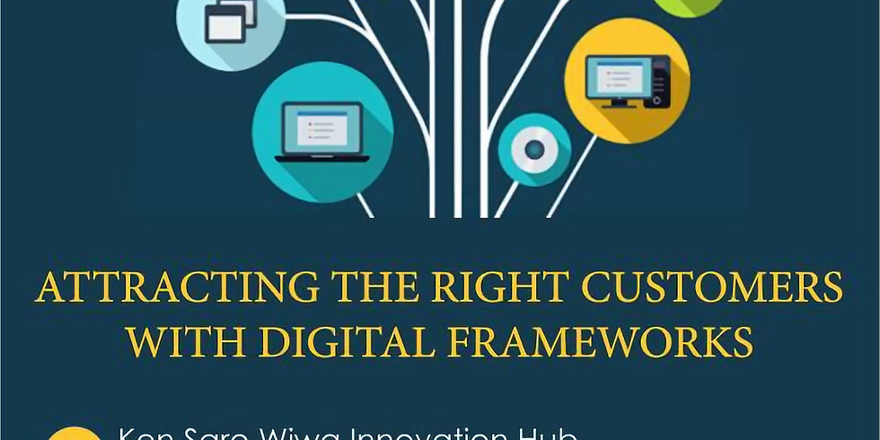 Attracting the right customers with Digital Frameworks