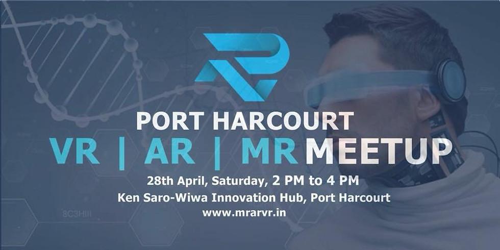 Port Harcourt VR | AR | MR Meetup 2.0