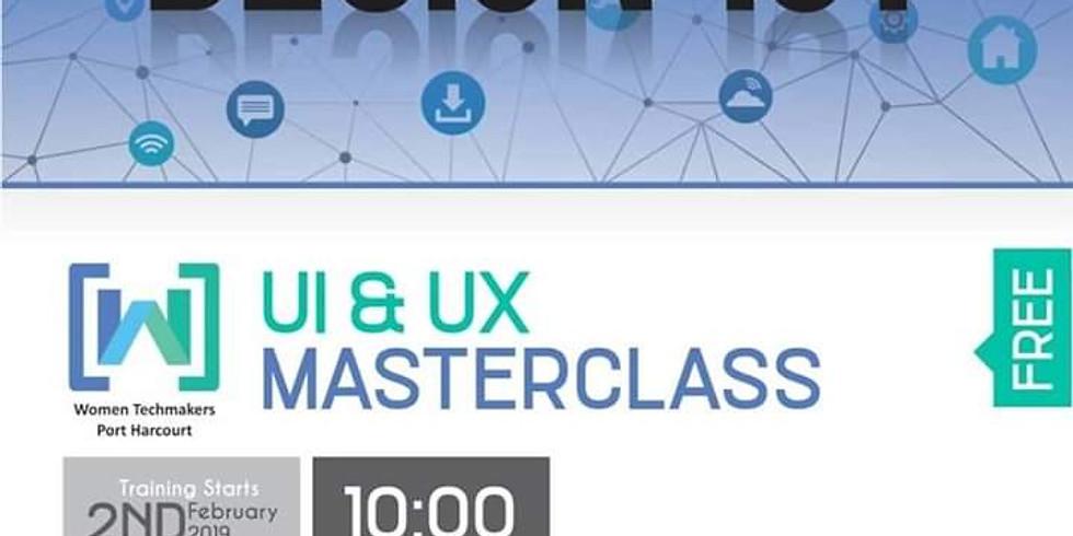 Design 101 (UI/UX Masterclass)