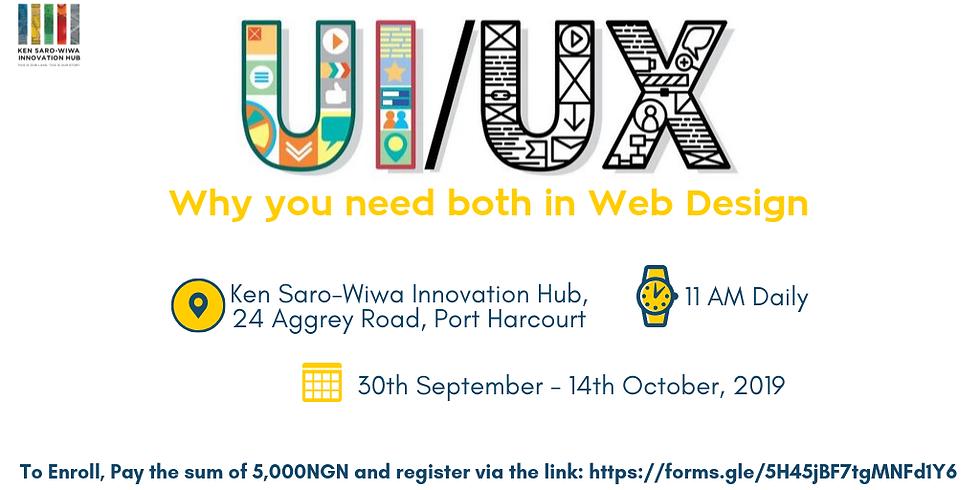 UI/UX for Web Design Masterclass
