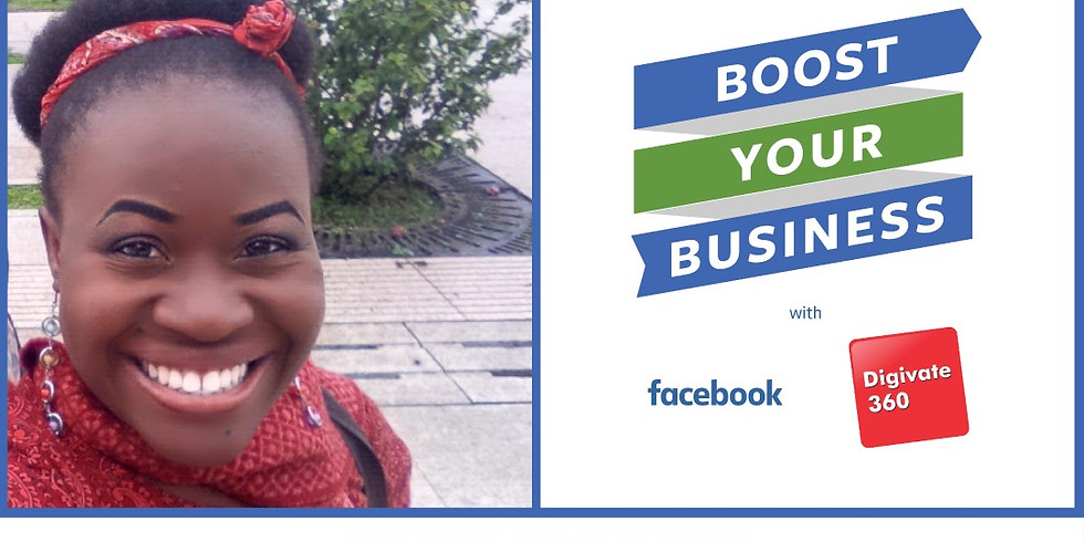 Facebook Boost Your Business Training for SME's (Nigeria)