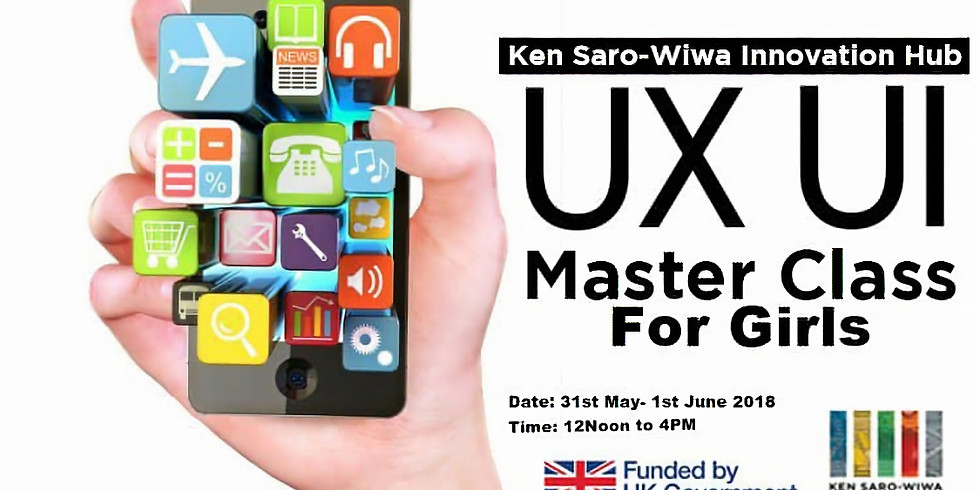 UI/UX Masterclass For Girls