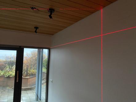 Lasermæling