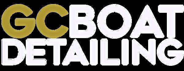 Gold Coast Boat Detailing Logo