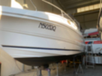 Hull polishing gold coast