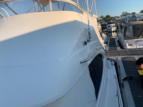 Polished Boat