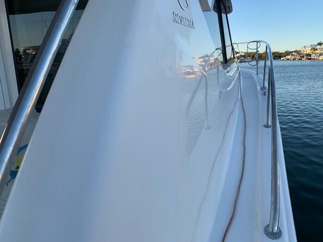 Boat Polishing