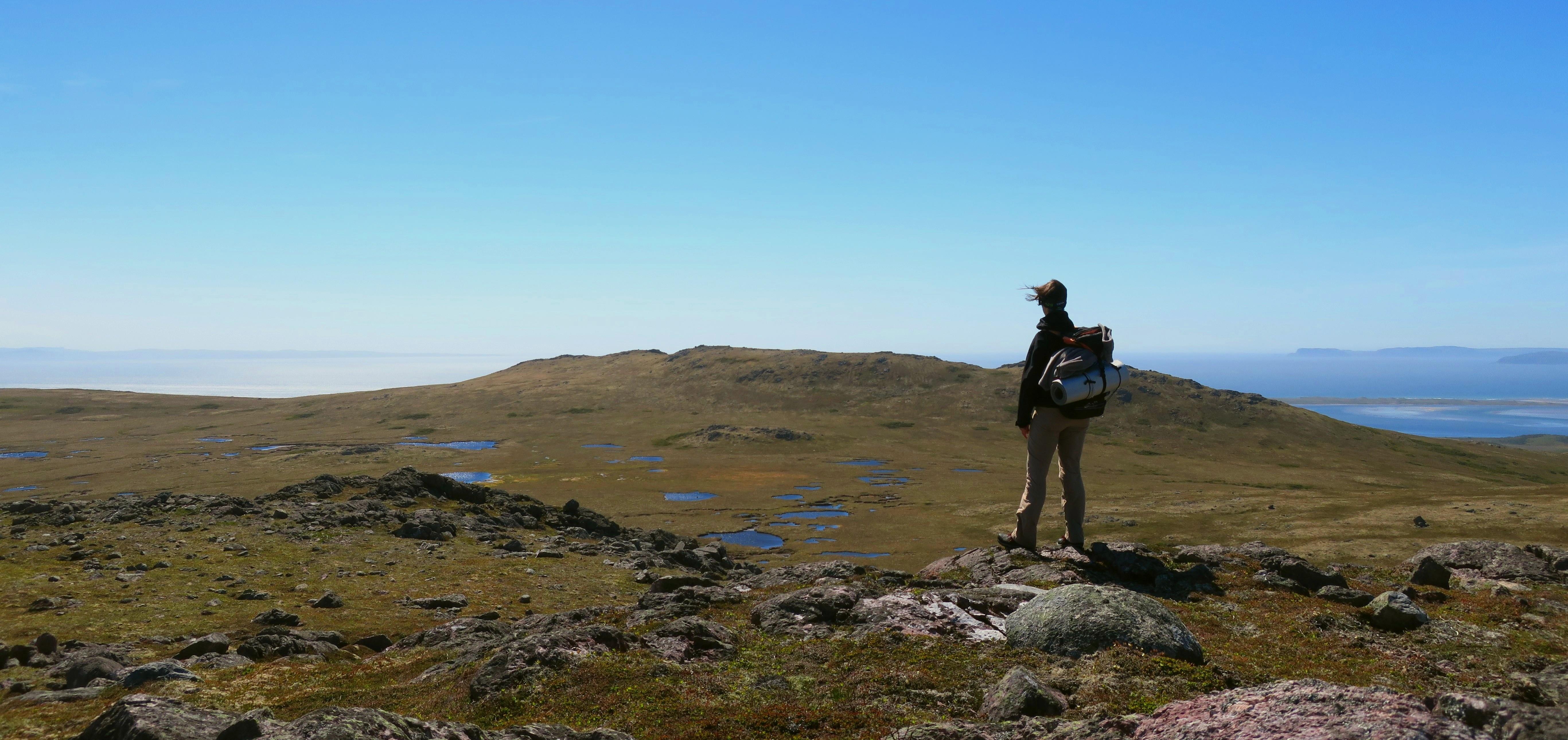 Randonnée Miquelon