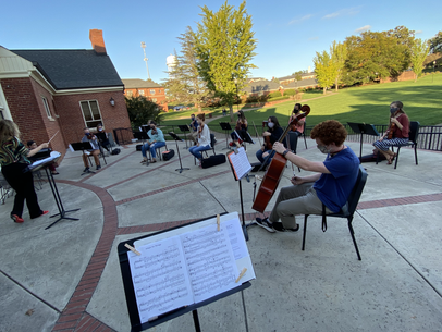 Gardner-Webb University Continues to Share their Music