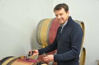 Demigny : parti de rien, il crée son domaine viticole