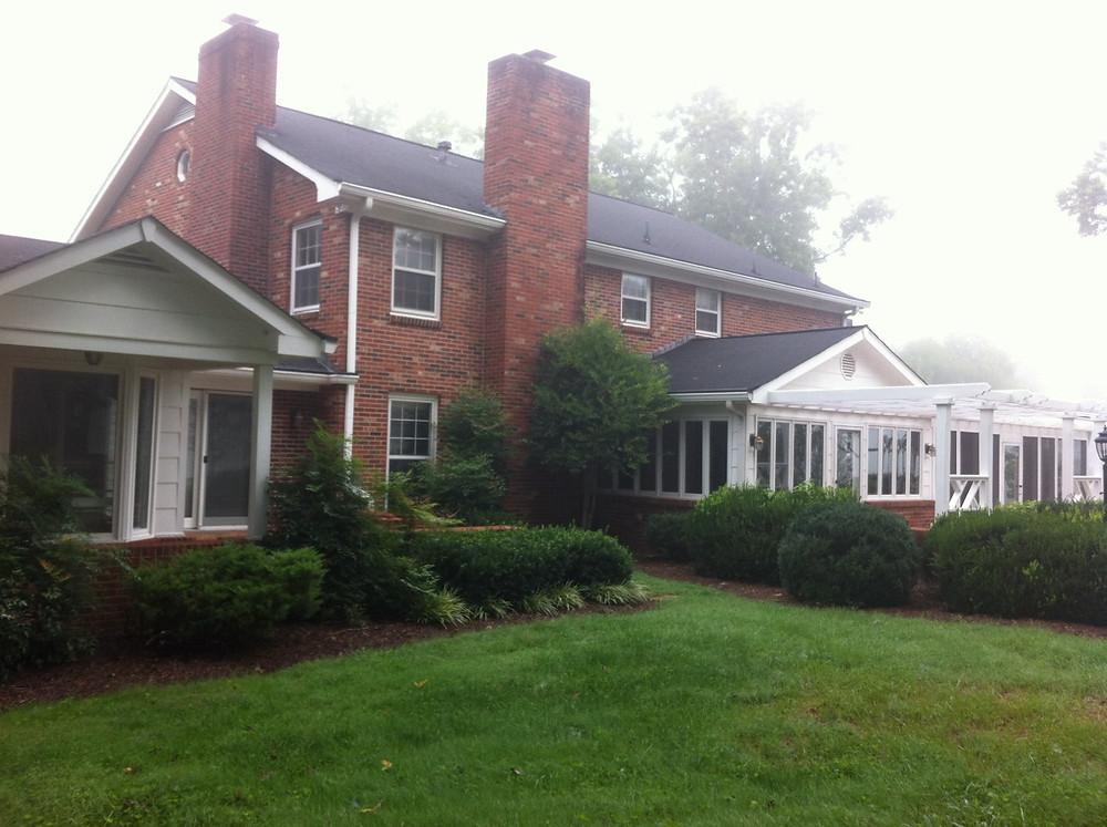 Greek revival, hindsight home design, nashville house plans, chris eller, gallatin tn, renovations, remodels