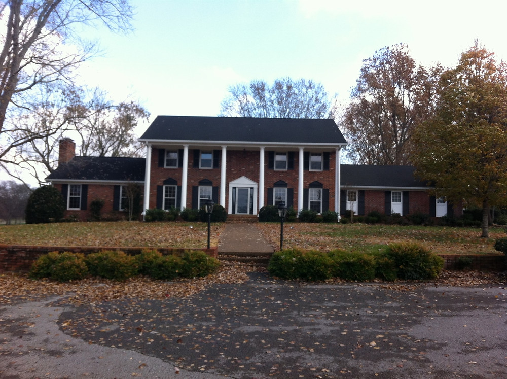 Greek revival, hindsight home design, nashville house plans, chris eller, gallatin tn, renovations, remodels