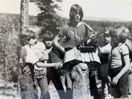 Colorado Mountain Ranch Volunteer Staff in the mid-1970s