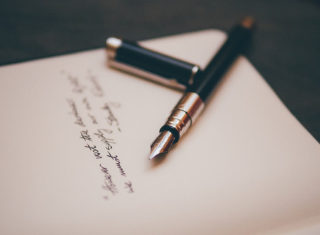 A letter of lessons, to my son