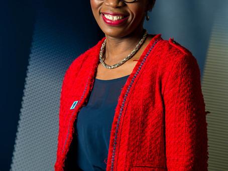 Incredible Women series: Tessy Ojo