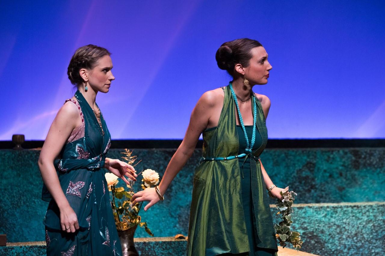 Bianca in Britten's the Rape of Lucretia