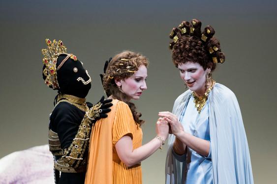 Giunia in Mozart's Lucio Silla