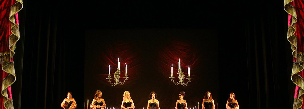 Performing with The 7 Sopranos in Australia