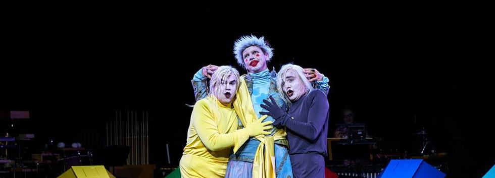 Le Grand Macabre – Luzerner Theater 2017 / 2018