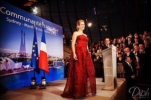 Proudly performing La Marseillaise for t