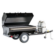Tow Behind Gas Grill