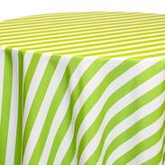 Awning Stripe-Lime