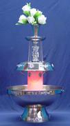 Silver Punch Fountain, 7 gal