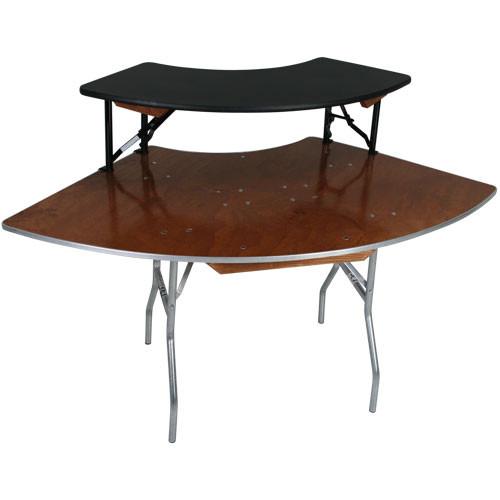 Serpentine Bar Tables
