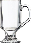 Footed Irish Coffee Mug, 10 Oz