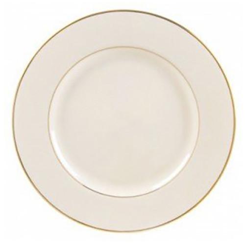 Gold Rim Dinner Plate