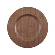 Walnut Plate Charger