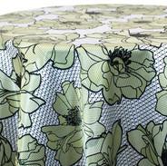 Big Lace Floral- Clover