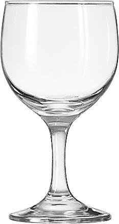Red Wine Glass, 8.5 Oz