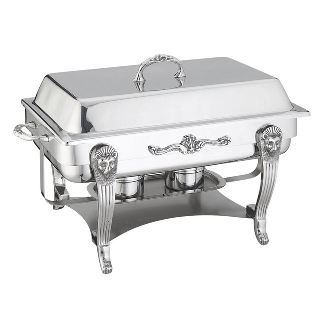 8 Qt Decorative Chafer