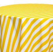 Awning Stripe-Lemon