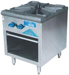 Stock Pot Stove, Single Burner