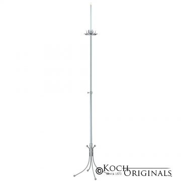 1-Light Freestanding Aisle Candelabra -