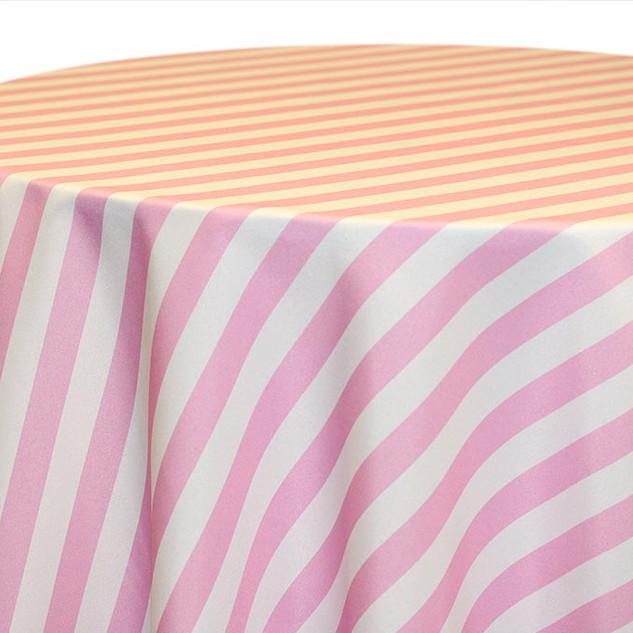 Awning Stripe- Pink