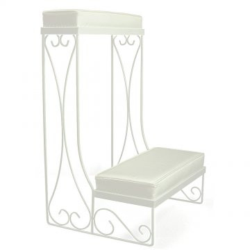 Kneeling Bench White