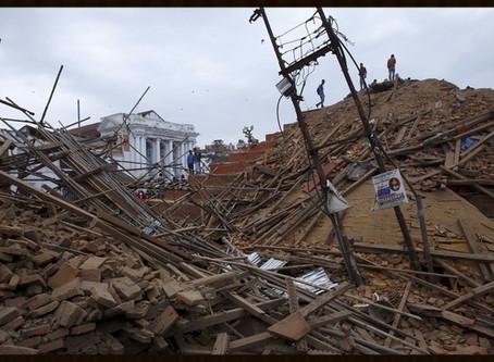 Urgent Update -- Earthquake in Nepal