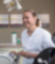 Regula Bader Dipl. Dentalhygienikerin HF
