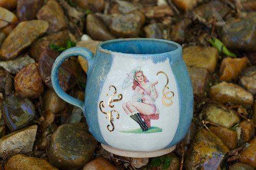 Pin-Up Mug, Singin' in the Rain